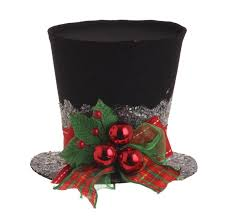 raz black top hat 7 inch decoration shelley b home and