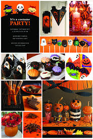 halloween kid party ideas 7 best kids halloween party invitations images on pinterest