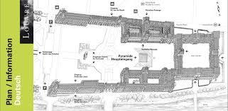 louvre museum floor plan paris louvre museum simple order groundline