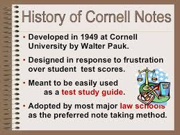 18 best cornell notes images on pinterest cornell notes note