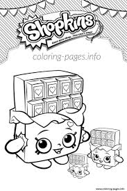 print shopkins kooky cookie shoppies coloring pages g kaur