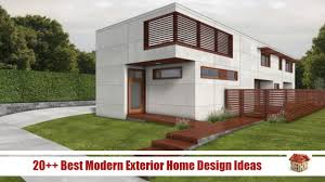 Minimalist Modern Design 20 Best Minimalist Modern Exterior Home Design Ideas Home