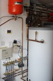 s plan wiring with 2 separate room thermostats plant rooms