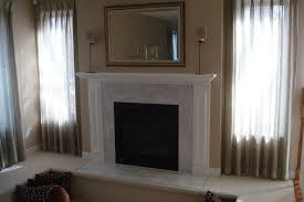 Fireplace And Patio Shop Kanata Fireplace Makeover After Modern Living Room Ottawa