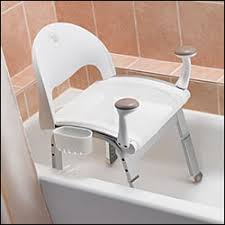 shower chair accessible design