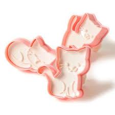nyankies cat cookie cutters tokyo otaku mode shop