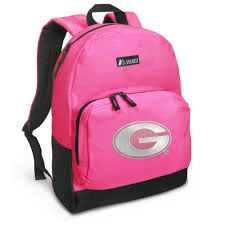 Georgia Best Travel Bags images Check out university of georgia pink logo backpack pink georgia jpg