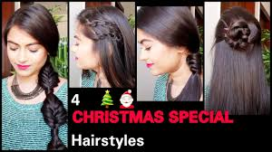 4 party hairstyles for medium long hair easy heatless hairstyles