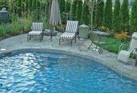 swimming pool coping types