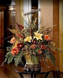 flower arrangements for dining room table exciting silk floral arrangements for dining room table