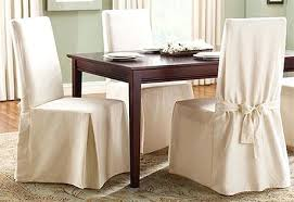 Dining Room Chairs With Slipcovers Sure Fit Slipcovers Chair Sure Fit Scroll Dining Room Chair