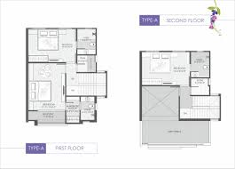 Wisteria Floor Plan by Wisteria 11 Fortune Developers