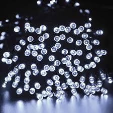 solar led christmas lights outdoor ledertek solar christmas lights 72ft 22m 200 led 8 modes solar fairy