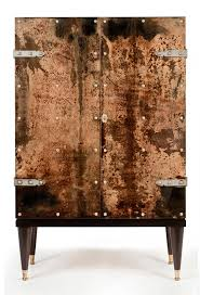Hide A Bar Cabinet Jacques Adnet Bar Cabinet France Mid 20th Century For Sale At