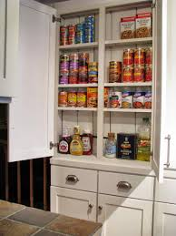 kitchen how to build a pantry with brown color tags diy