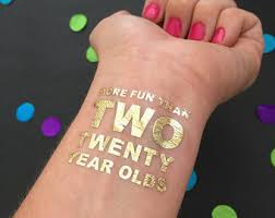 40 year old party etsy