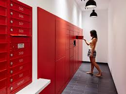 locker siege social smart lockers for shopping and delivery lockers lobbies