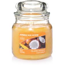 american home by yankee candle island mango coconut 12 oz medium