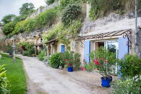chambre d h e troglodyte touraine enjoy staying in a troglodyte house house in the side of the