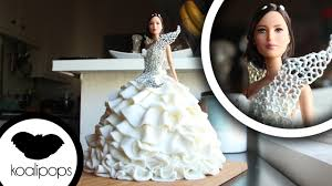 how to make katniss everdeen u0027s wedding dress become a baking
