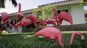 don featherstone creator of the plastic flamingo dies