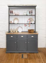 hide mess and display the good china with this dresser in