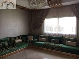 canapé marocain moderne salons marocains archives espace deco