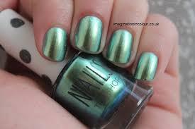 metallic nail foil wraps topshop eclipse duochrome green blue gold sea dupe china