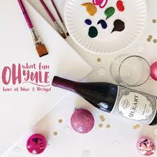 wine u0026 design fredericksburg va wine u0026 paint parties