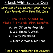Friends With Benefits Meme - how often should you have sex with a friends with benefits
