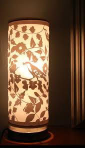 Unique Handmade Lamps Beautiful And Unique Handmade Paper Cut Lampshade Or With Base