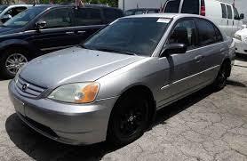 honda civic lx 2002 2002 honda civic lx 4dr sedan in miami fl barbies autos corp