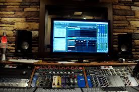 Home Studio Mixing Desk by Blue Sky Blog Archive Stonewall Studio Suburban Garage