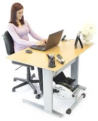 Office Workouts At Your Desk new deskcycle premium quality low profile design mini exercise