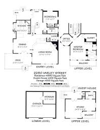house plans with detached guest in suite canada