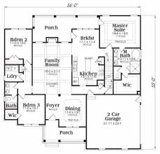 ranch style house plan 3 beds 2 00 baths 1934 sq ft plan 419 148