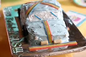 something for the kiddos easy car cake off the meat hook u2014 off