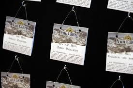 invitations more photos ski lift seating cards inside weddings