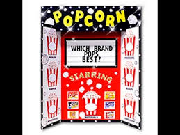 which brand is the best which popcorn pops the best science fair poster idea