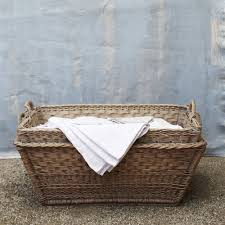 Cane Laundry Hamper by 50 Ways To Add Woven Texture To Your Home U2014 Boxwood Avenue