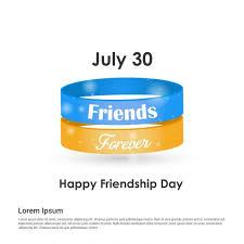 bracelet free friendship images Bracelets for friendship day vector free download jpg