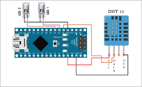controlling stuff with dht11 arduino amazing tips247