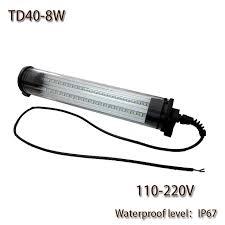 110v led work light hntd 8w dc 110v 220v led work light waterproof ip67 explosion proof
