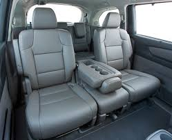 honda odyssey seat car review honda odyssey one vehicle rebuilds the minivan legacy