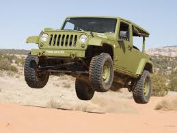 huge jeep wrangler preparing for off road adventures jeep dealer miami