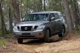 4x4 2007 Nissan Patrol - nissan patrol related images start 0 weili automotive network
