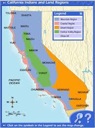 california map desert region regions of california lessons tes teach