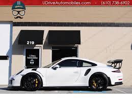porsche gt3 white 2016 porsche 911 gt3 rs