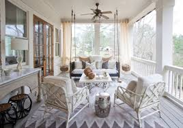 Sun Porch Curtains Architecture Sloped Ceiling And Ceiling Fan Also Outdoor Sheer
