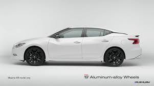 nissan maxima youtube 2015 2016 nissan maxima sr midnight